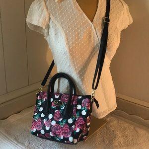 Luv Betsy by BETSY JOHNSON Mini Crossbody Bag